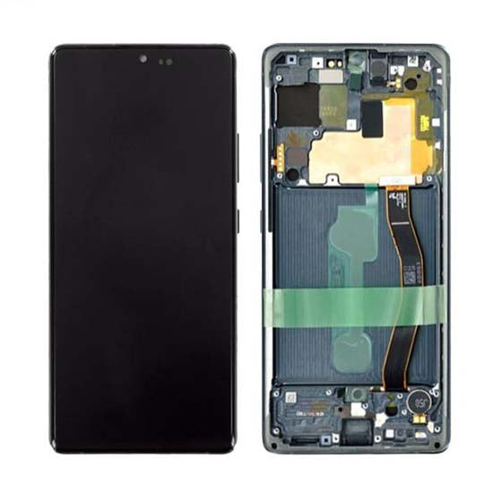 Samsung - G770 (S10 Lite 2020) Prism Black Screen