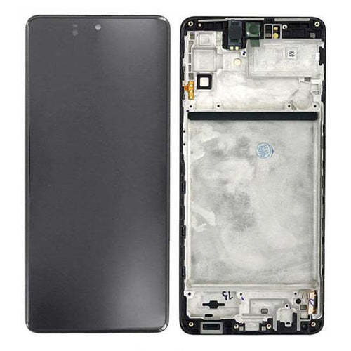 Samsung - M515 (M51 2020) Black Screen (with frame)