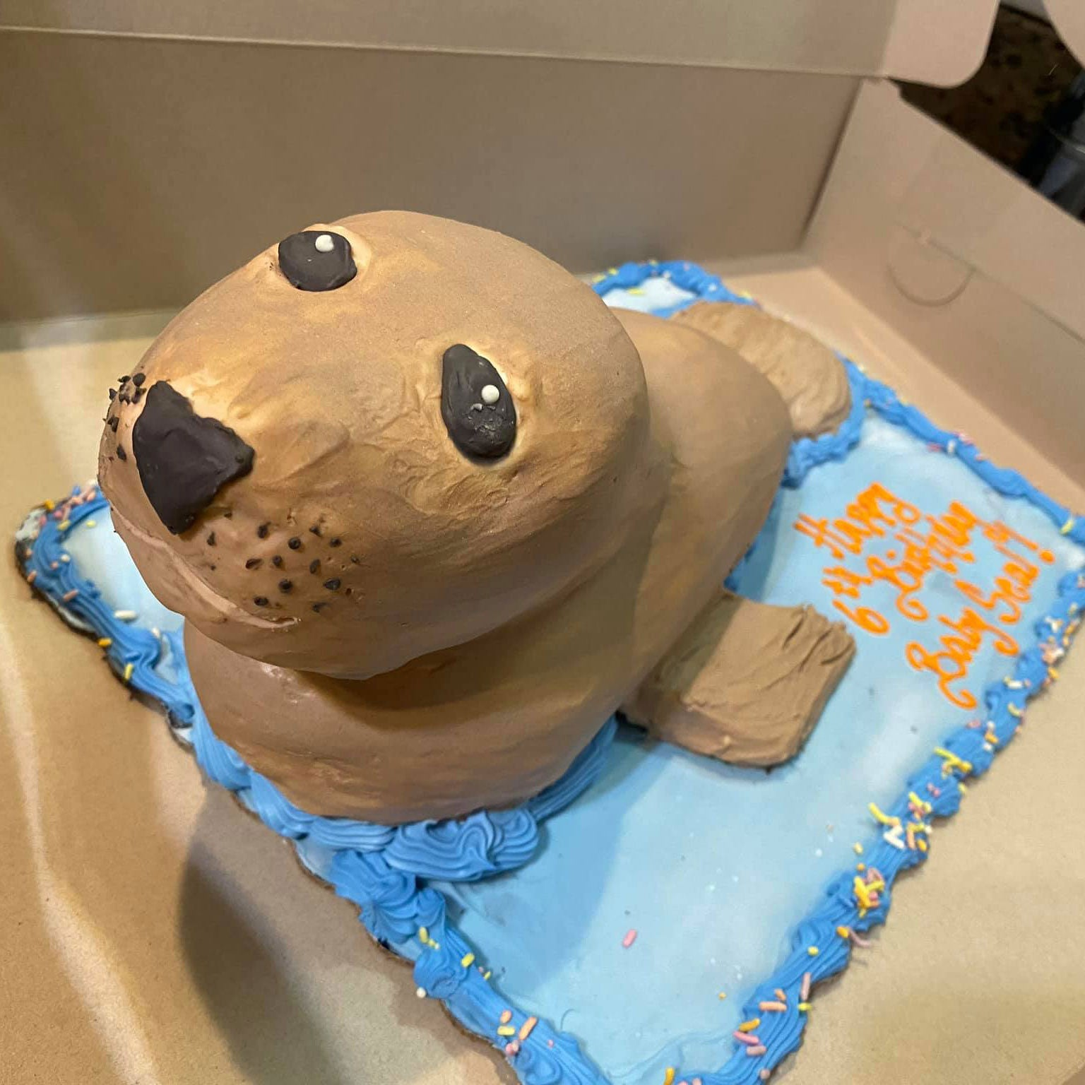 Custom Cakes for Dogs
