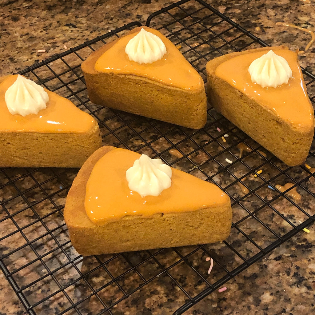 "Holiday ""Pumpkin Pie"""
