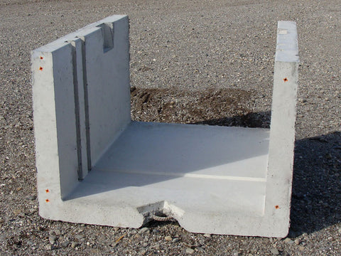 Concrete Rice Boxes
