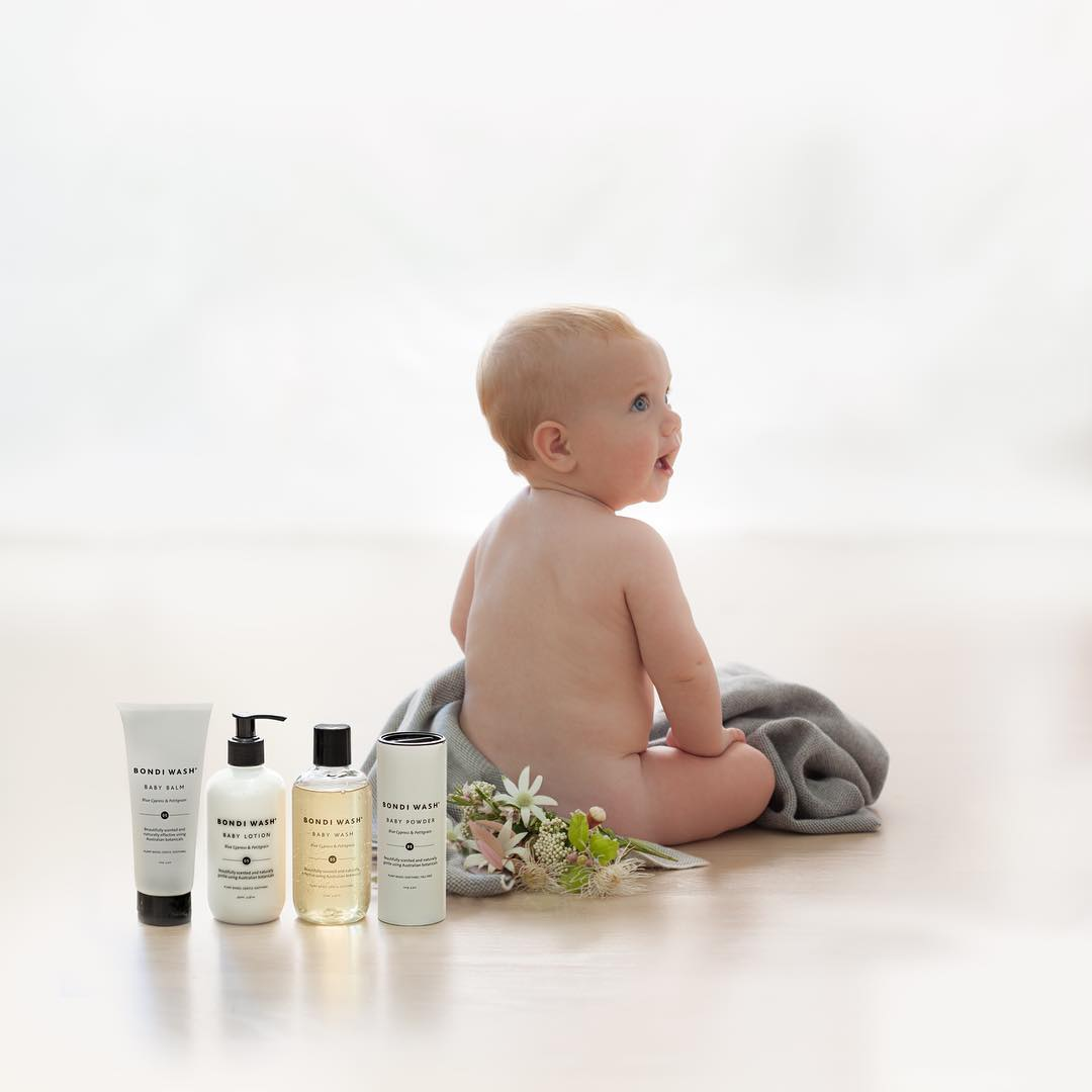 Bondi Wash Baby Essentials