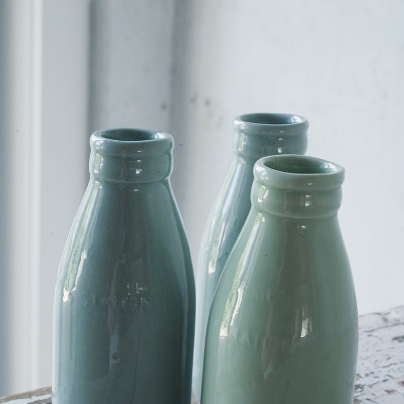 Waiheke Ceramics Cream Bottle