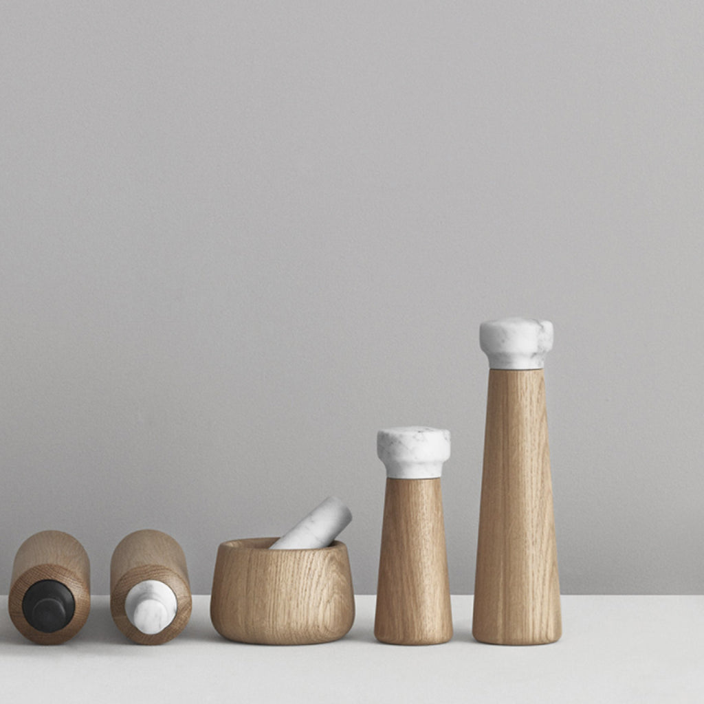 Normann Copenhagen Craft Salt Mill