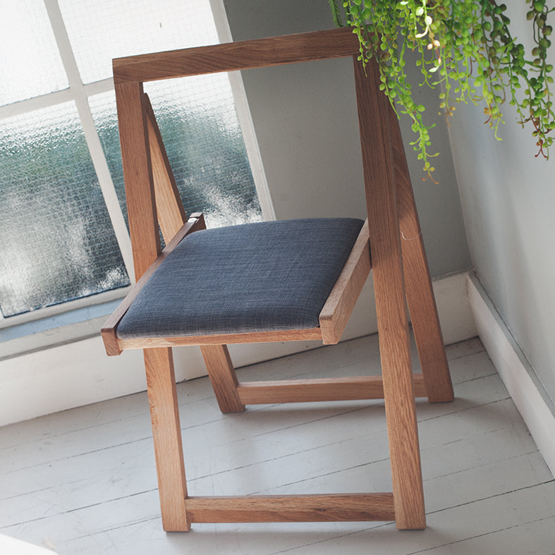 Fold Me Up Timber Chair