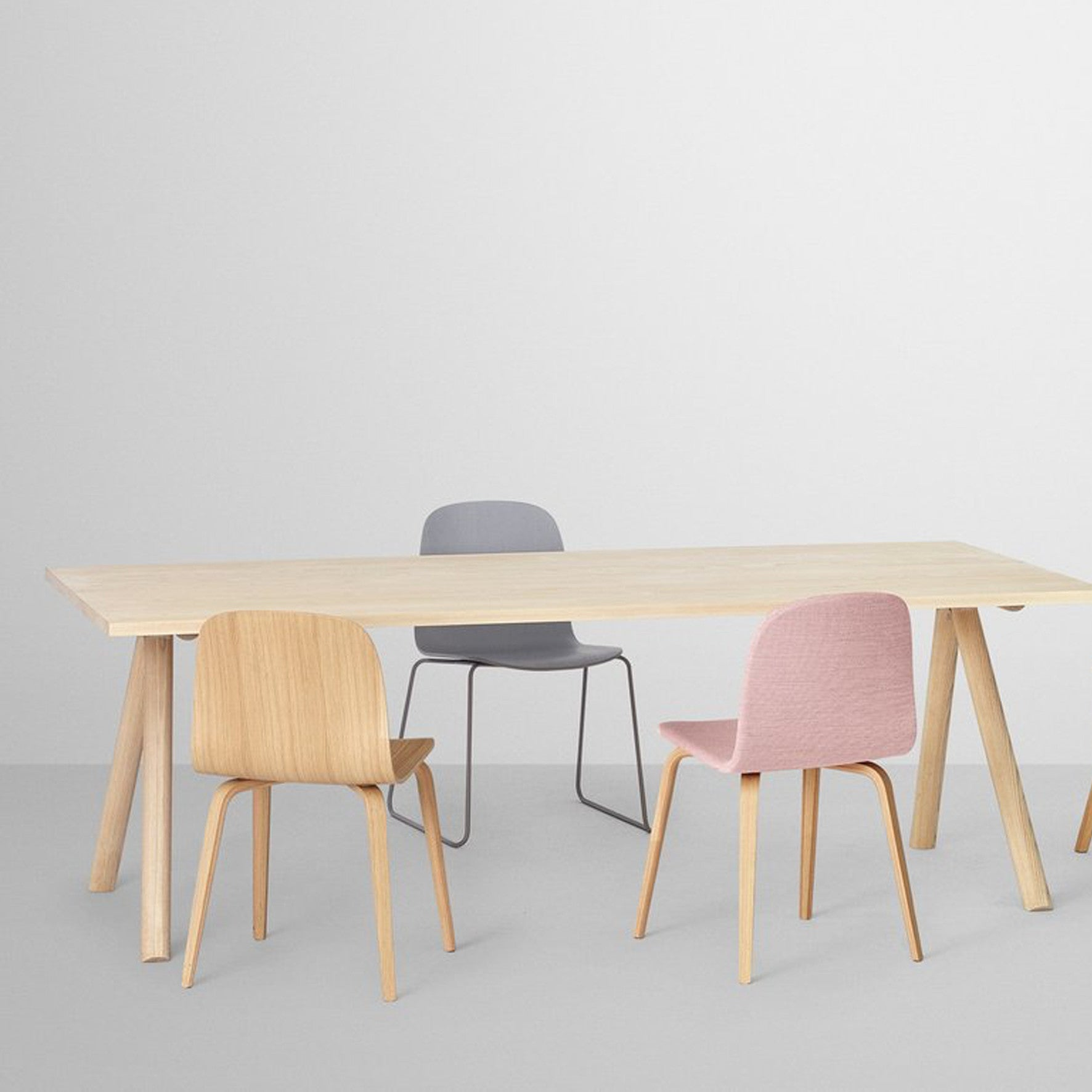Muuto Split Oak Table - 2.2m