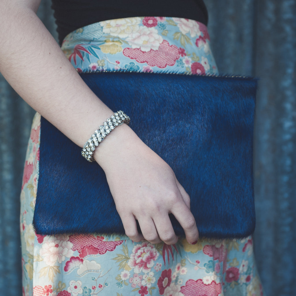 The Goods 3/4 Clutch Navy