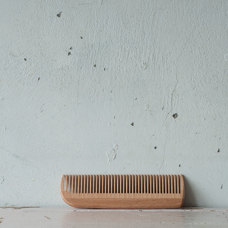 German Wooden Comb