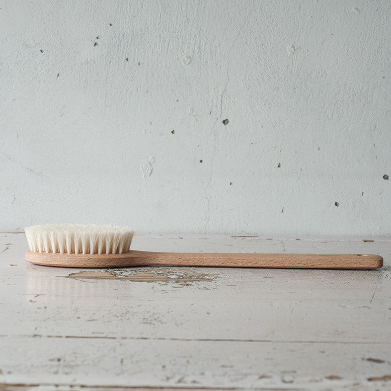 Wooden Bath Brush