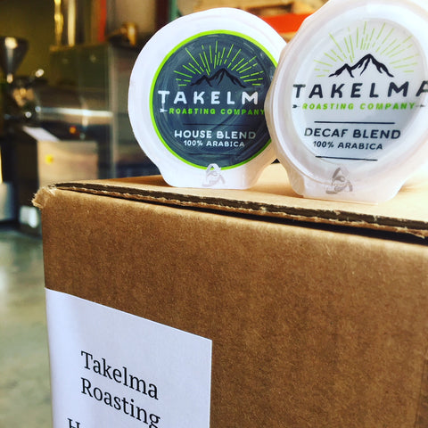 takelma roasting single serve pods