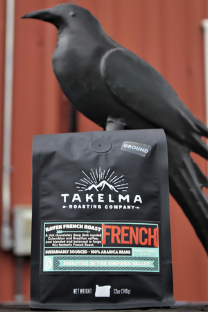 Raven French Roast