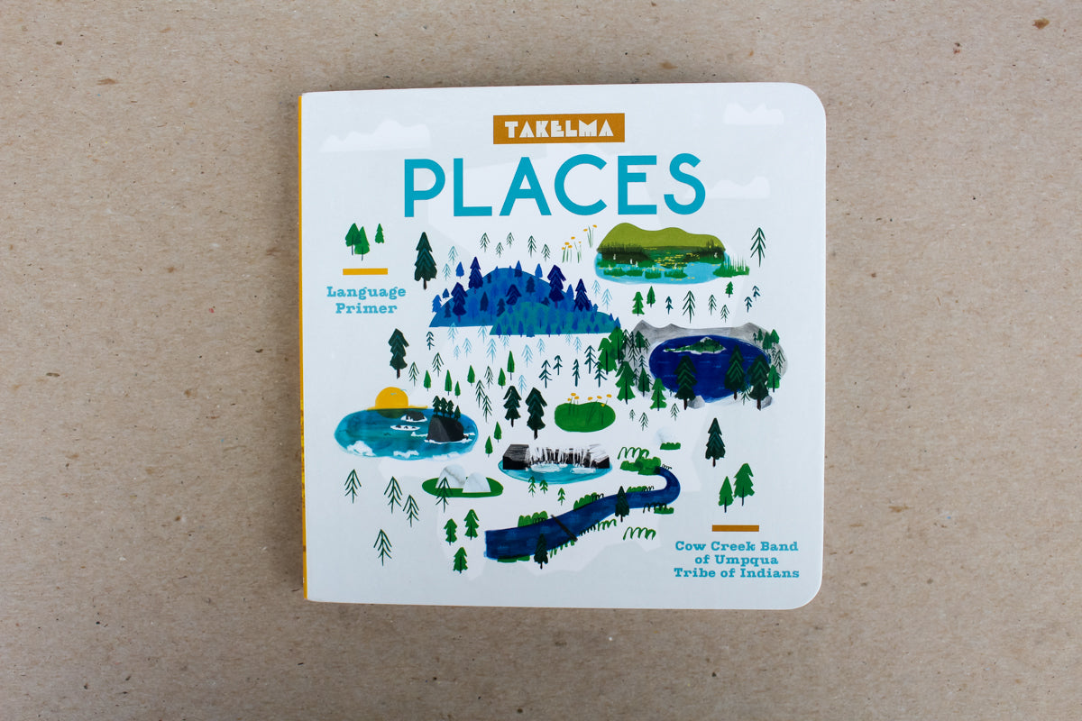 Takelma Picture Book - Places