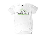 Takelma Logo Screen Print Tee