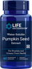 Life Extension - WATER-SOLUBLE PUMPKIN SEED EXTRACT 60 VEGGIE CAPSULES
