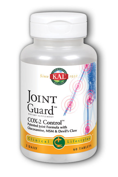 Kal- Joint Guard COX-2 Control Joint, 60 ct