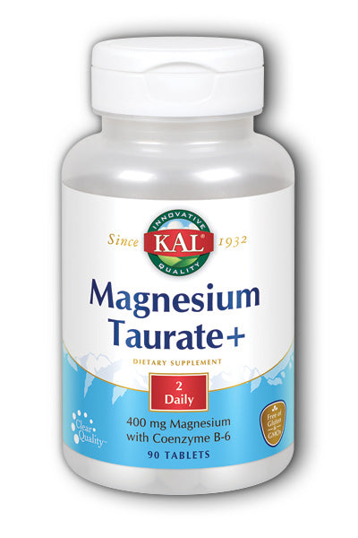 Kal  -Magnesium Taurate+ 90ct