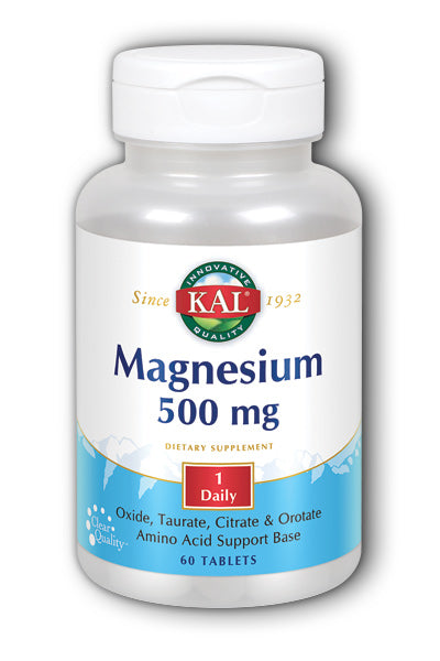 Kal- Magnesium One Daily, Tablet , 60 ct