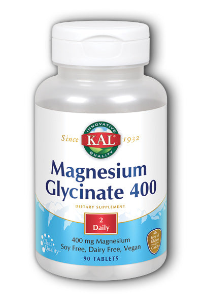 Kal- Magnesium Glycinate, Tablet , 90 ct