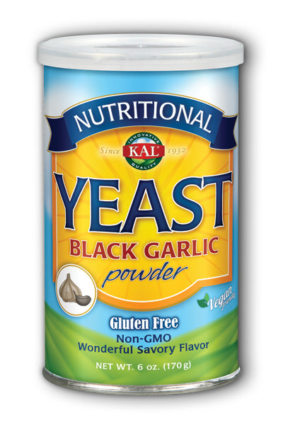 Kal  -Nutritional Yeast Black Garlic 6oz
