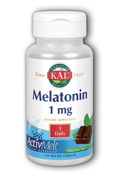 Kal  -Melatonin ActivMelt 120ct
