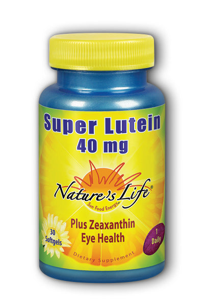 Natures Life -Lutein 30ct