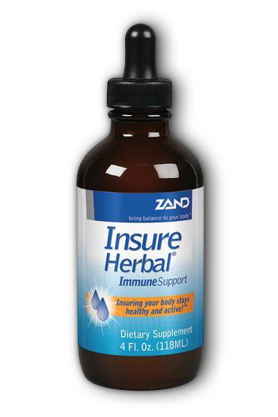 Zand -Insure Immune Support 4oz - Highland Health Foods