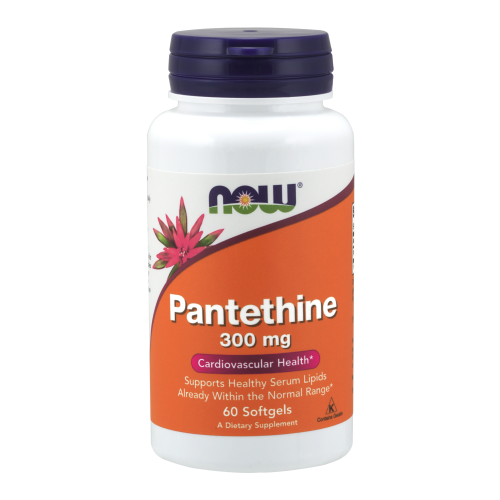 NOW FOODS -Pantethine 300 mg - 60 Softgels