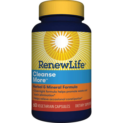 Renew Life - Cleanse More 60 vcaps