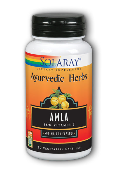 Solaray- Amla Fruit Extract, Veg Cap , 60 ct