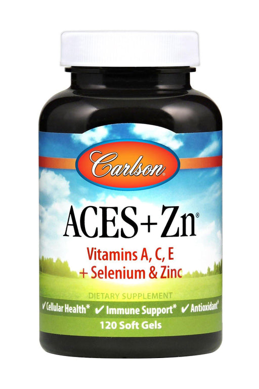 Carlson-ACES + Zn®, 120 Soft Gels