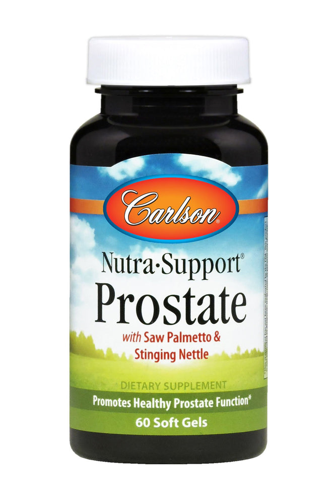 Carlson-Nutra-Support® Prostate, 60 Soft Gels