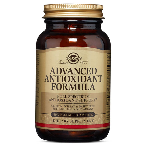 Solgar- Advanced Antioxidant Formula Vegetable Capsules- 60
