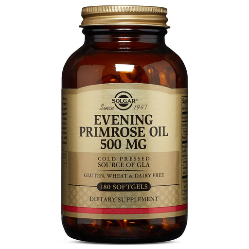 Solgar- Evening Primrose Oil 500 mg Softgels- 180