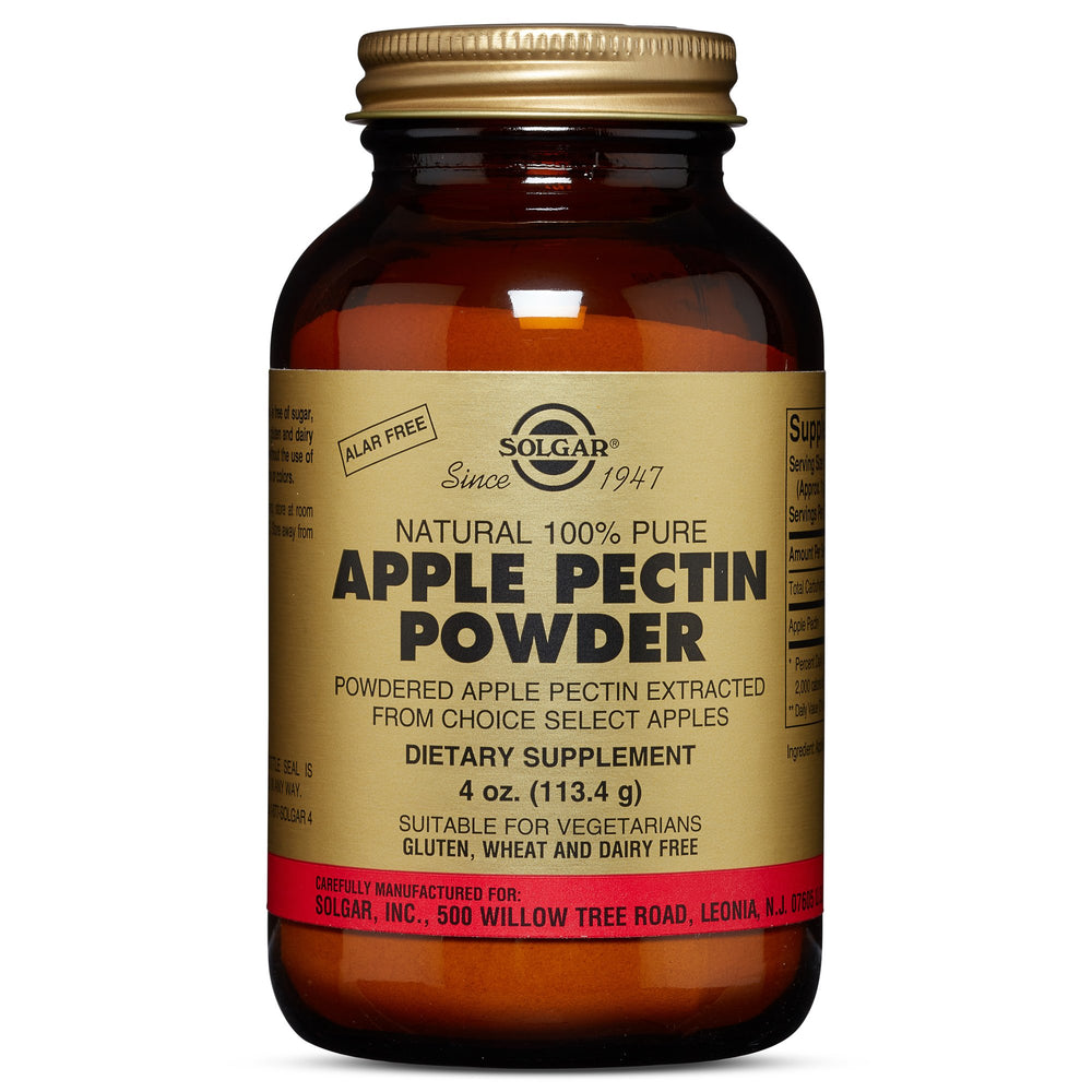 solgar apple pectin powder 4 oz