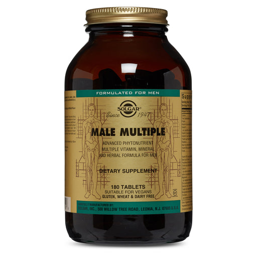 Solgar- Male Multiple Tablets- 180