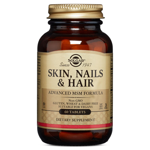 Solgar- Skin, Nails & Hair Tablets- 60