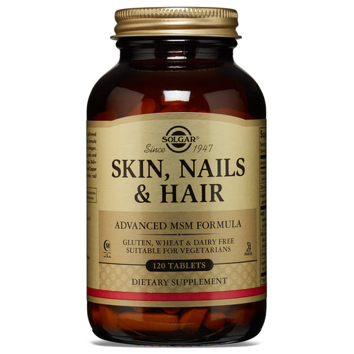 Solgar- Skin, Nails & Hair Tablets- 120