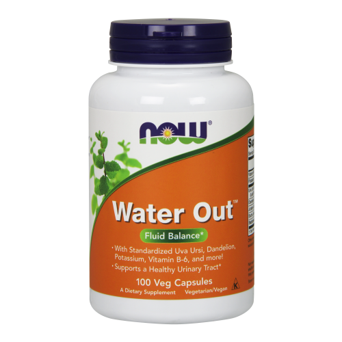 NOW FOODS -Water Out - 100 Veg Capsules