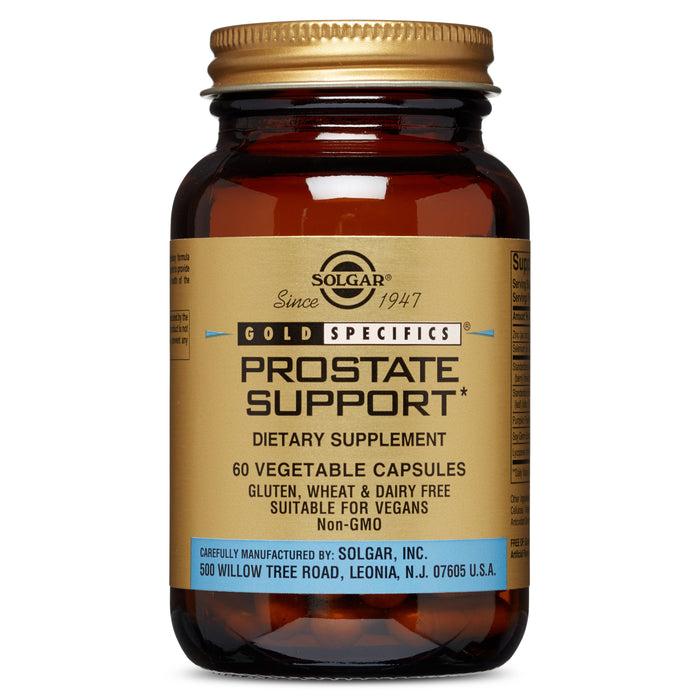 Solgar- Prostate Support* Vegetable Capsules- 60