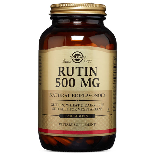 solgar rutin 500 mg tablets 250