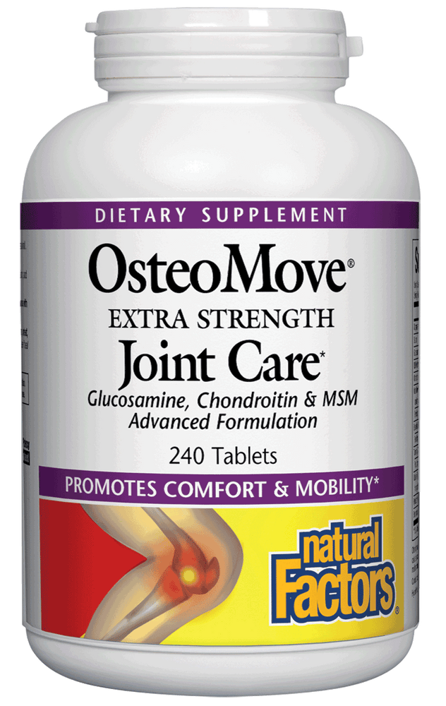 Natural Factors-OsteoMove® Joint Care 240 TAB