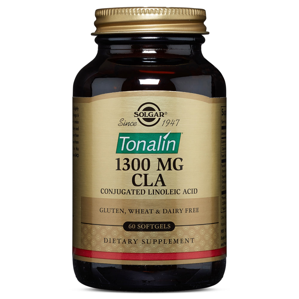 Solgar- Tonalin® CLA 1300 mg Softgels- 60