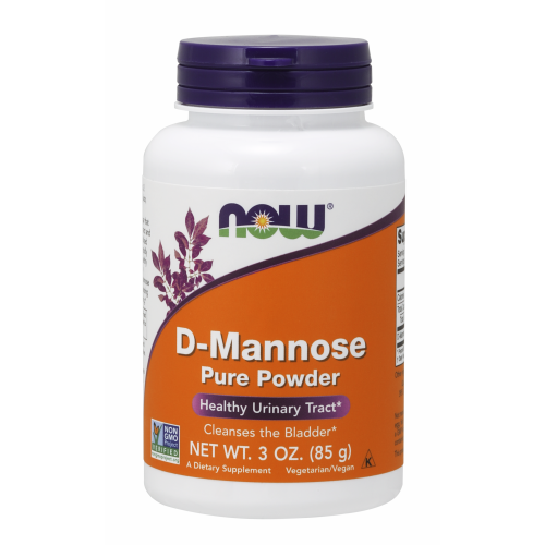 NOW FOODS -D-Mannose - 3 oz. Powder