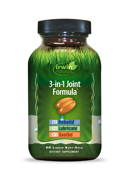 Irwin Naturals - 3-in-1 Joint Formula