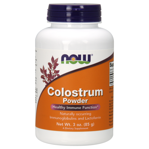 NOW FOODS -Colostrum - 3 oz.