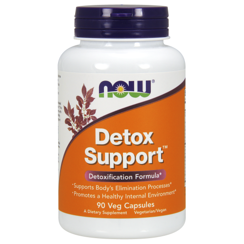 NOW FOODS -Detox Support™ - 90 Veg Capsules