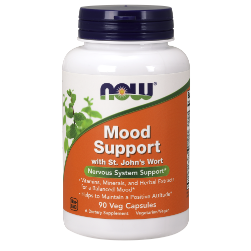 NOW FOODS -Mood Support - 90 Veg Capsules