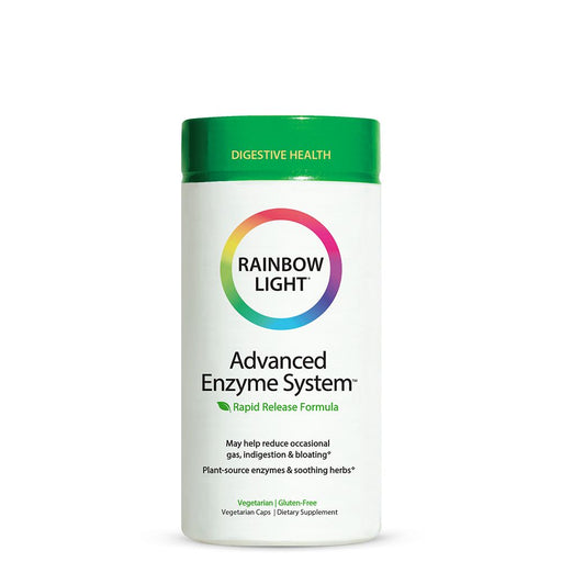 Rainbow Light - Advanced Enzyme System™ 180 Cap
