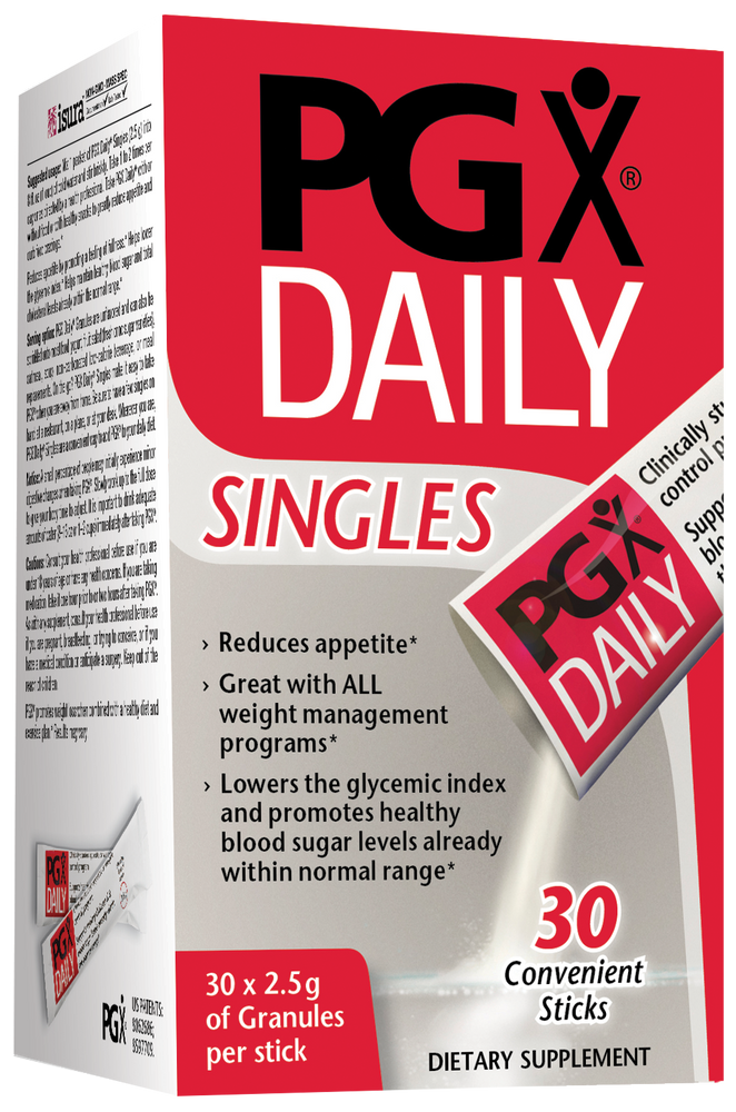 Natural Factors-PGX® Daily Singles 30 PACK