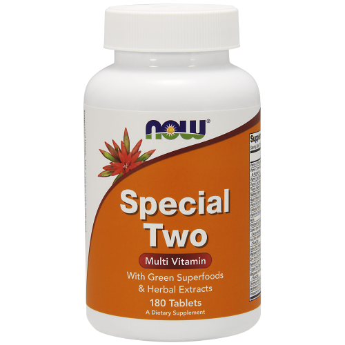 NOW FOODS -Special Two - 180 Tablets